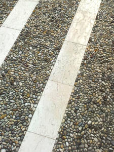 Mozzo Pavimenti Ciottolati